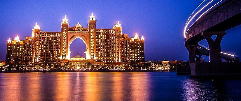 2015 Summer Vacation Package – Dubai
