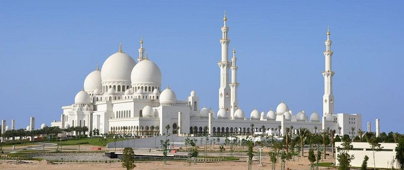 ABU DHABI 5 DAYS FROM ₦240,000 PER PERSON SHARING