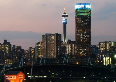 2015 Summer Vacation Package JOHANNESBURG