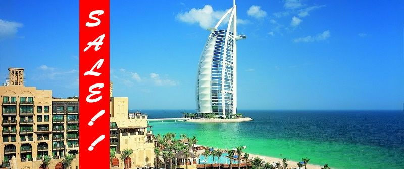 Dubai Vacation Package Sale