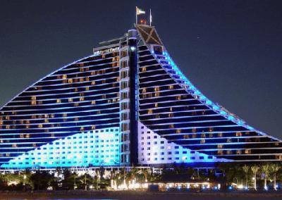Jumeirah Beach Hotel Vacation Package