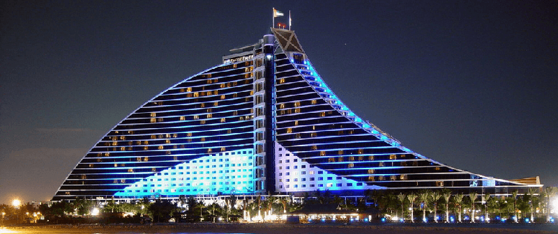 Jumeirah Beach Hotel Vacation Package