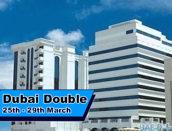 Dubai Double Vacation Package
