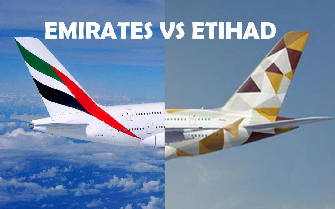 Dubai Tourism Packages…Etihad or Emirates?