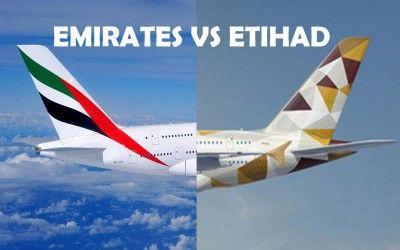Dubai Tourism Packages…Etihad or Emirates?