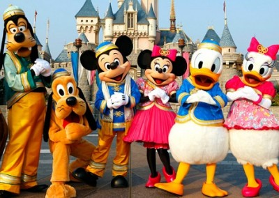 Disney World Family Vacation Package!
