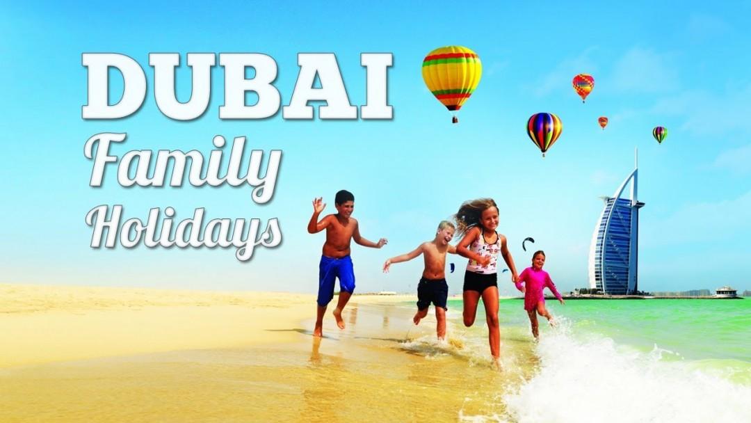 Family Summer Vacation Package – Dubai