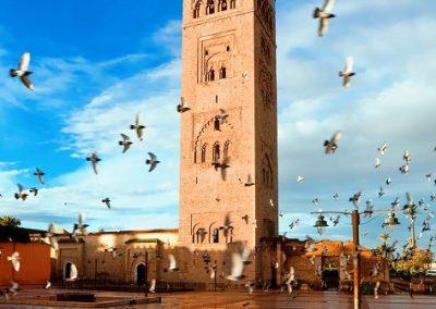 Marrakech Non Appearance Visa Package