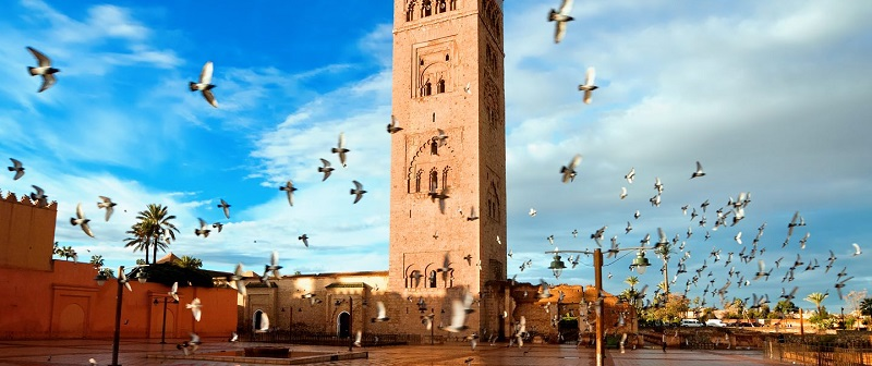 Marrakech Non Appearance Visa Package